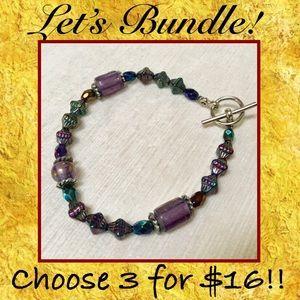 Jewelry - LET'S BUNDLE! Bracelet